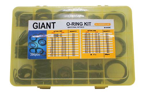 Kit Oring Giant - Caterpillar (nbr 90)  - 396 peças