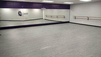 Legacy Dance Productions Purple Studio