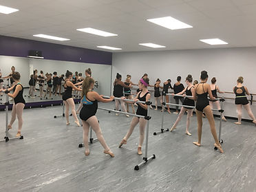 Legacy Dance Productions Ballet Class