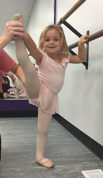 Legacy Dance Productions Dance Classes for ages 2 and up