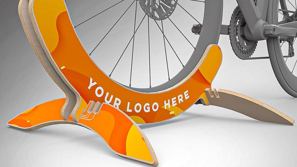 Custom Print - Bike Stand