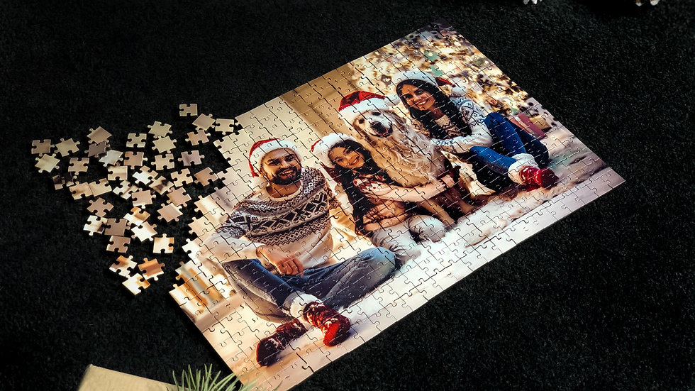 Personalised Jigsaw Puzzle