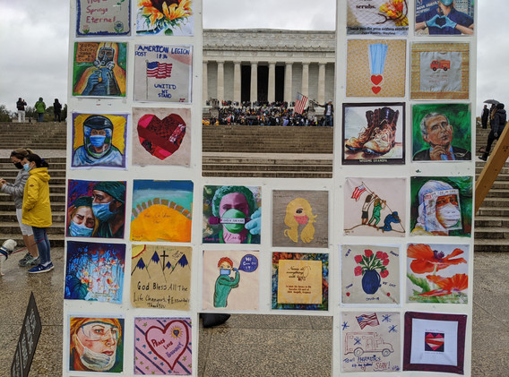 Lincoln Memorial October 25, 2020