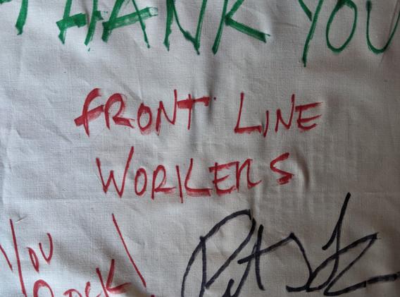 Frontline Workers You Rock