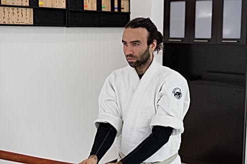 Sempai Matt Addison Aikido Dojo Pinellas County Florida Martial Arts