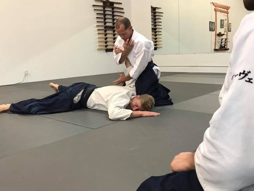 "The Power of Aikido's ""Three Levels"" & Practical Application"