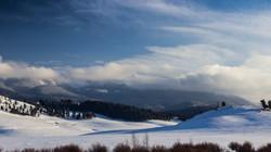 Windy Winter Wonderland...