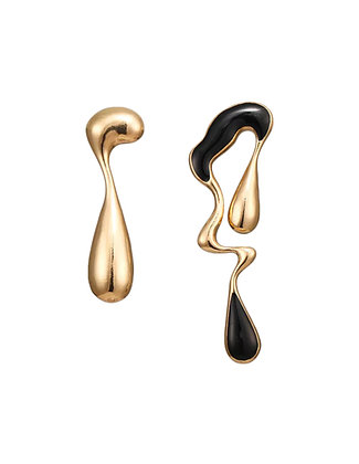 Big Statement Earrings LakooDesigns