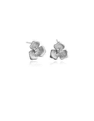 flower jewelry,lakoodesigns, mothers day, wedding jewelry, modern bride, earrings, bride jewelry,