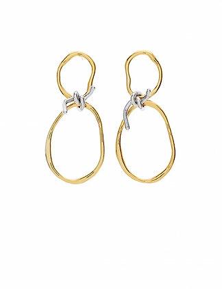 Loop Knot Earrings