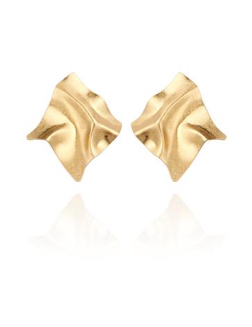 Gold Folded Earrings.jpg