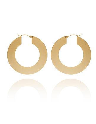 Gold Hoop Earrings,LakooDesigns, big hoops, big earrings, statement earrings, bohemian style, sexy look, bohemian chic, beach