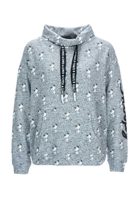 Snoopy-Princess Goes Hollywood Sweater