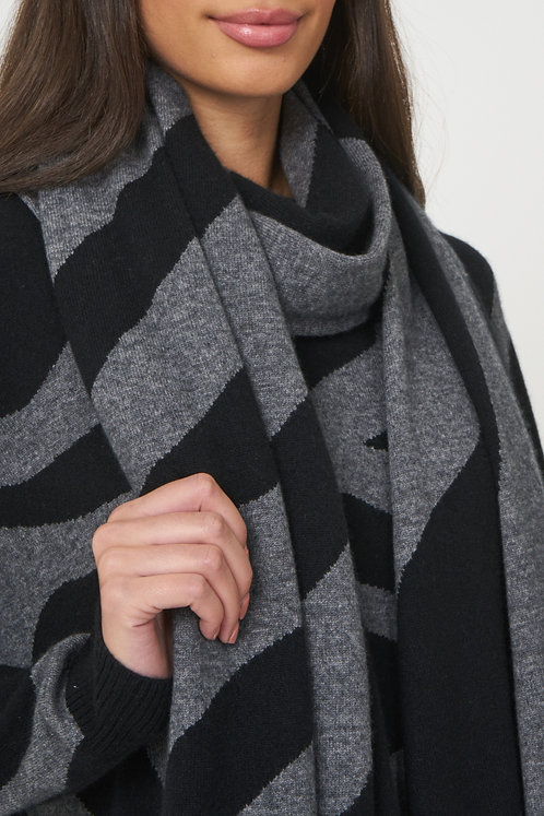 Cashmere Repeat scarf