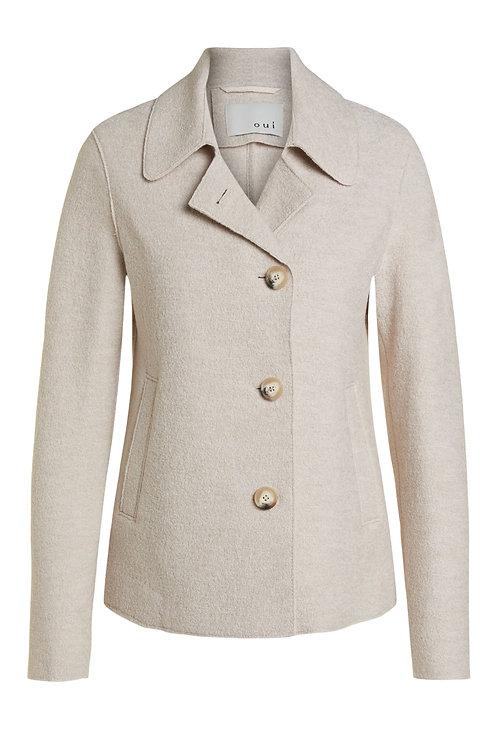 Oui Wool Jacket