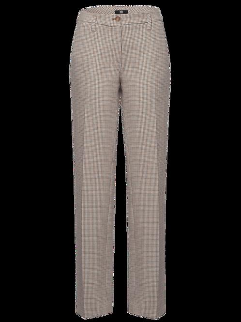 Pantalons pied-de-poule