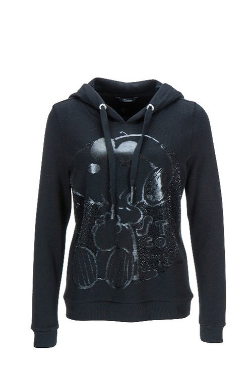 Snoopy-Princess Goes Hollywood Sweatshirt