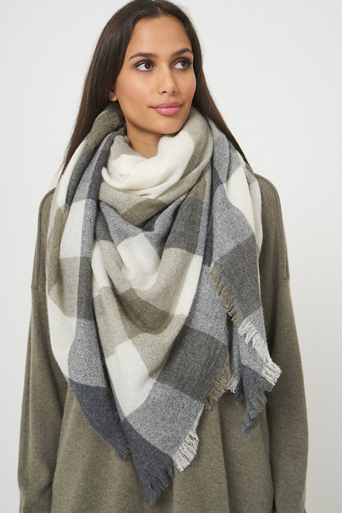 Repeat scarf