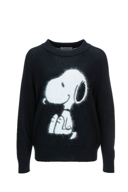 Snoopy Sweater- Princess Goes  Hollywood