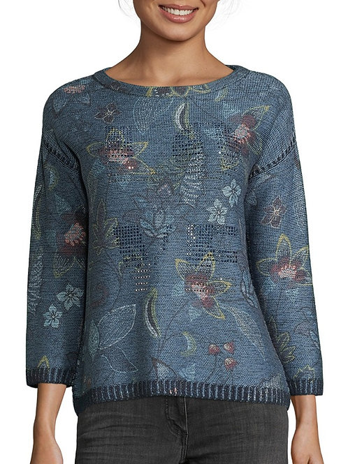 Tricot col rond