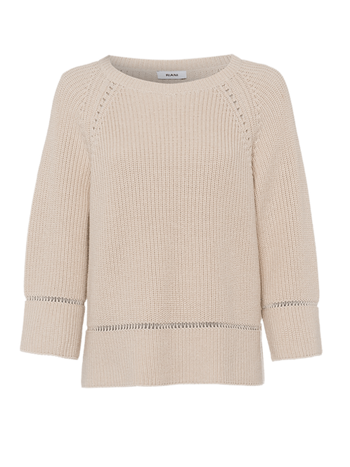 tricot knit Riani manches 3/4