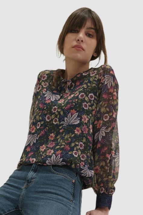 Bariloche blouse