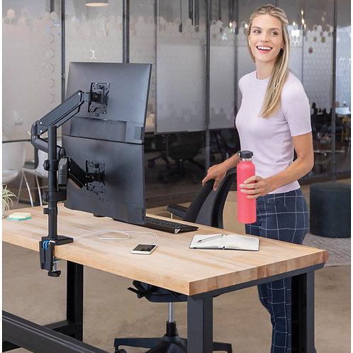 Fellowes Professional Series™ Dual Monitor Arm