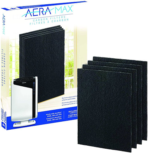 HEPA + Carboon filter  Fellowes® AeraMax® DX55