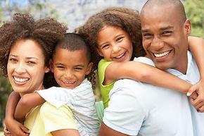happy family, life insurance, family protection