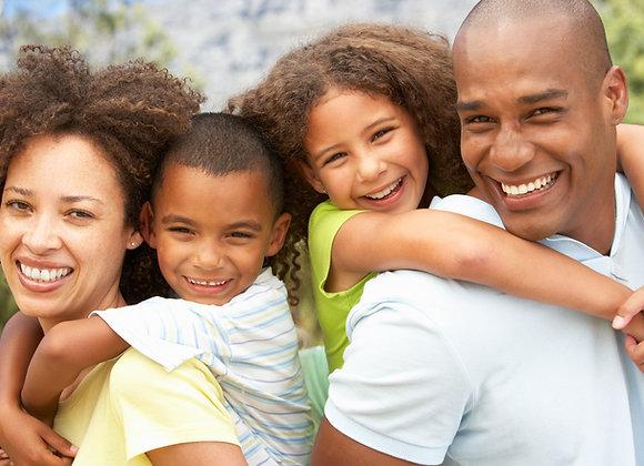 Family Membership certificate