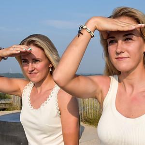 Marit en Tessa Raaijmakers