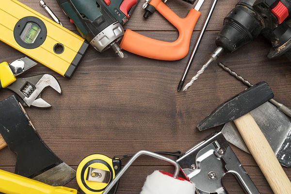 construction-tools-background-LS35HXN (1