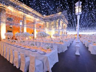 16 идеи да направим сватбата си още по-уникална чрез избор на подходящо осветление