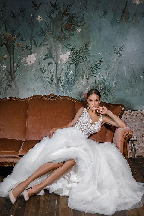 магазин булчински рокли София, сватбен бутик Mille Bridal