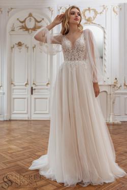 Булчинска рокля Silva