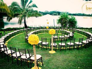 6 идеи как да разположим местата на гостите за церемонията