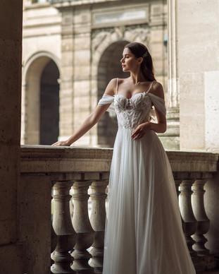 булчинска рокля до 1000 лв.