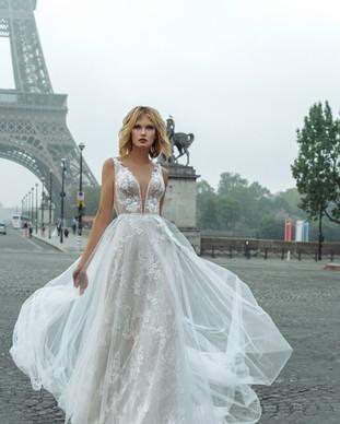 сватбена рокля намалена цена