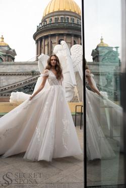 Булчинска рокля Adamina