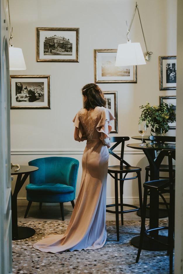 Вечерна рокля - Teo
