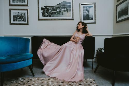 Вечерна рокля - Shilla