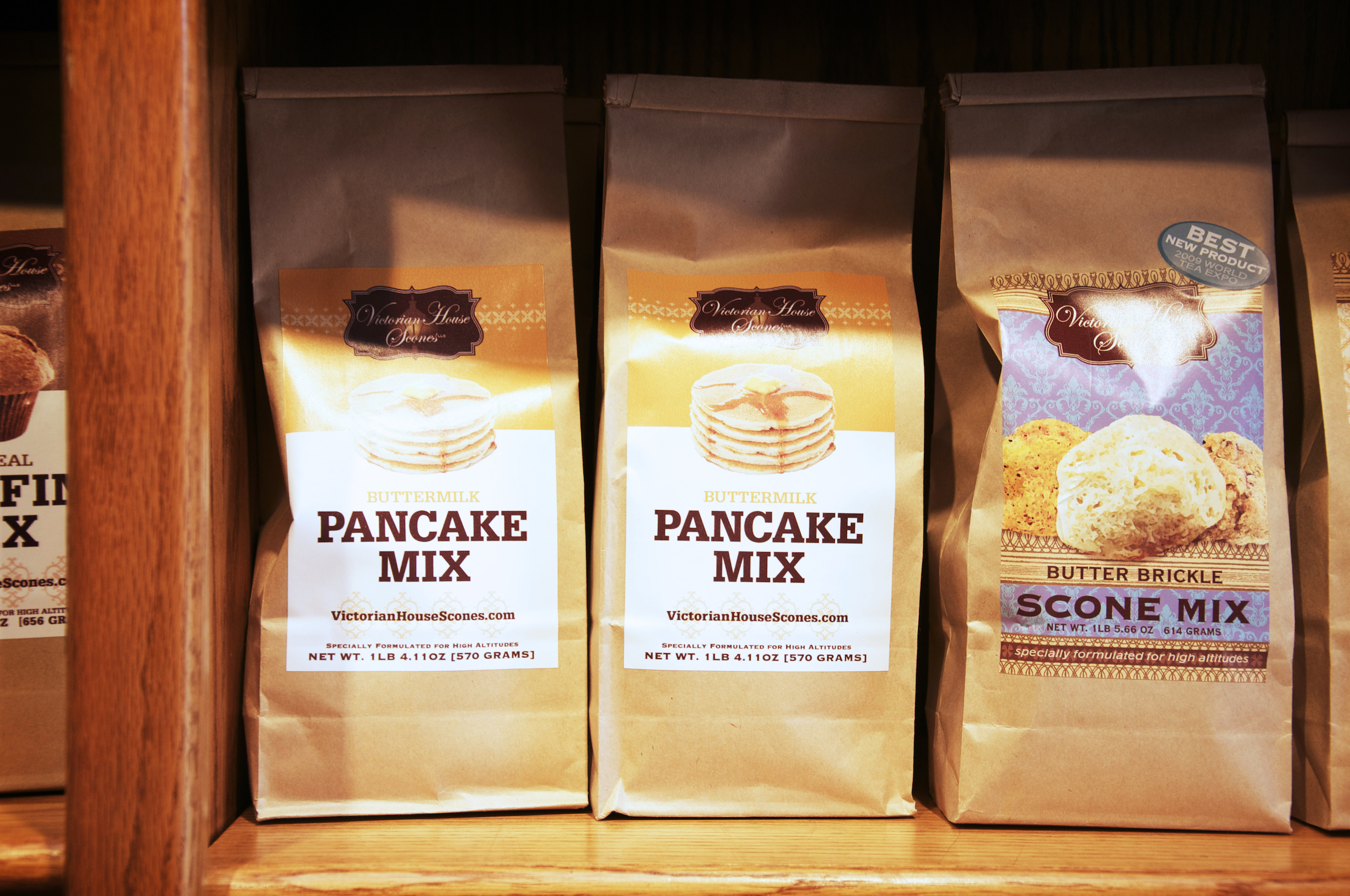 Pancake and Scone Mix
