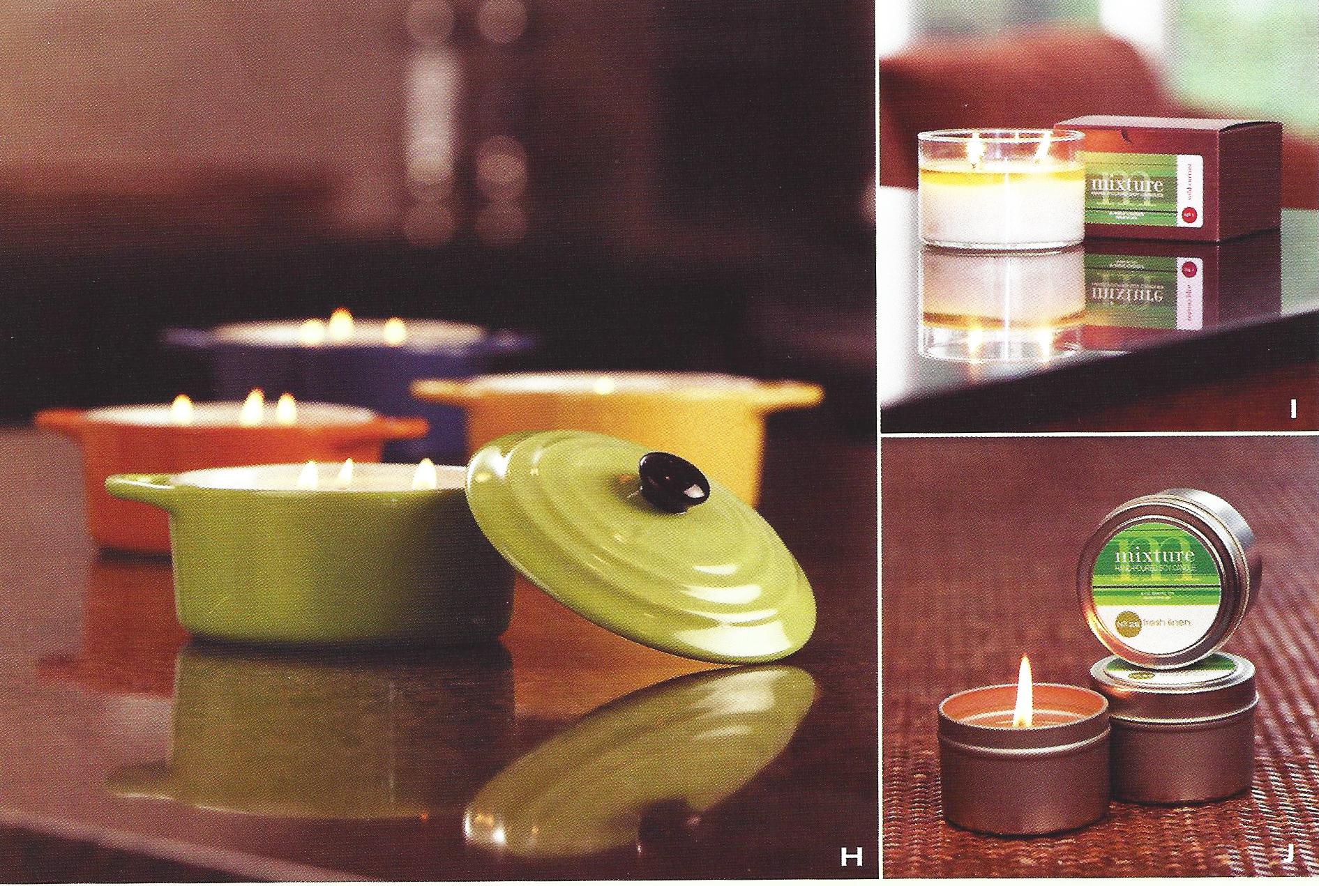 Candle Dishware