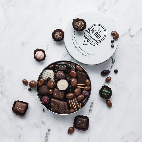 CLASSIC CHOCOLATE TIN