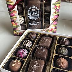 Spring Caramel & Truffle Box