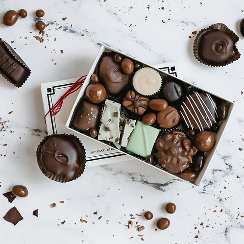 CLASSIC ASSORTED CHOCOLATE BOX