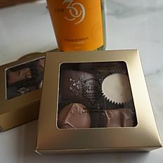 Chocolate Wine Box