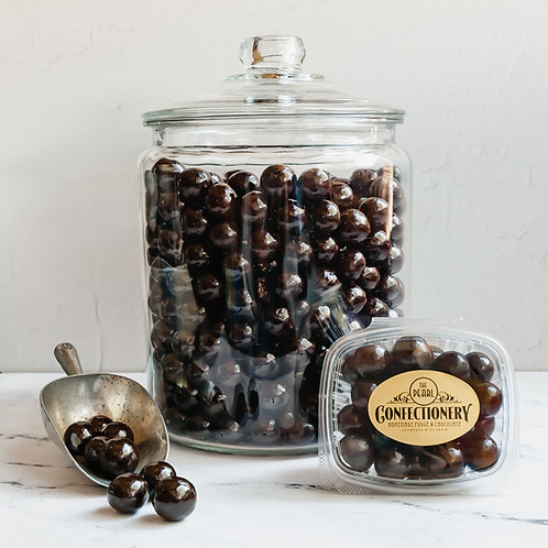 DARK CHOCOLATE MALTED MILKBALLS