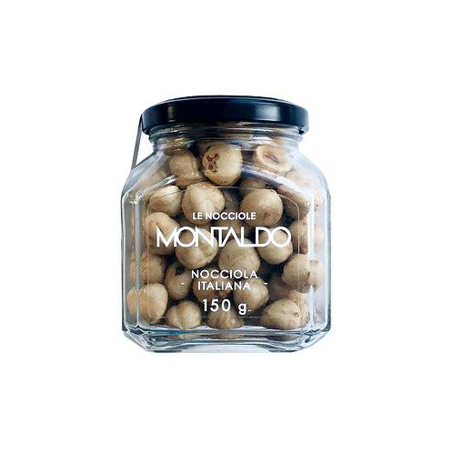 Roasted Hazelnuts. (Nocciole Tostate)