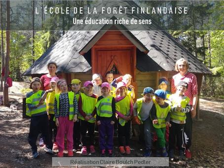 """""""L'école de la forêt finlandaise"""", et si vous organisiez une projection près de chez vous?"""